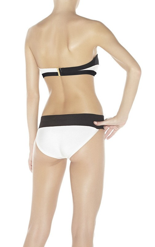 Brands,Collections,Apparel - Posh Girl Vally Girl Bandage Two Pice Swimsuit