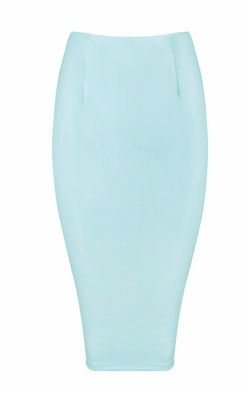 Posh Girl Candy Coated Vegan Leather Skirt-POSH GIRL-Posh Girl