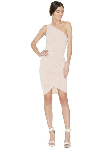 Alice Olivia DEEDEE ONE SHOULDER MINI DRESS for $2.08 at Posh Girl