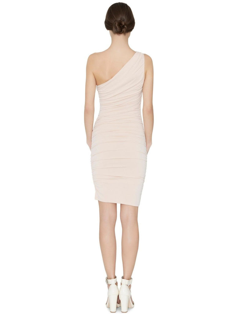 Brands,Dresses,Cocktail,Collections - Alice Olivia DEEDEE ONE SHOULDER MINI DRESS