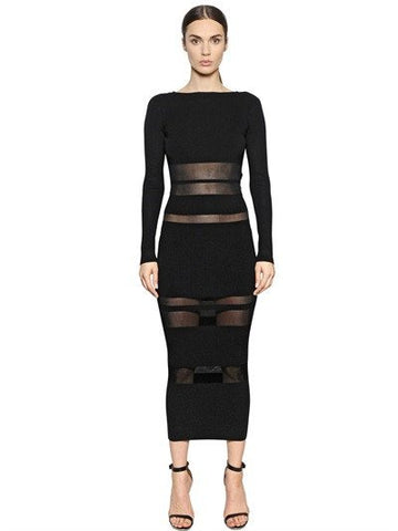 Brands,Dresses,New,Collections,Apparel - Posh Girl Gayle Bandage Maxi Dress