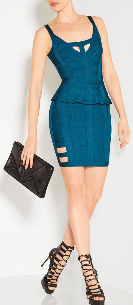 Brands,Dresses,New,Collections,Apparel - Posh Girl Penelope Cut-Out Bandage Dress