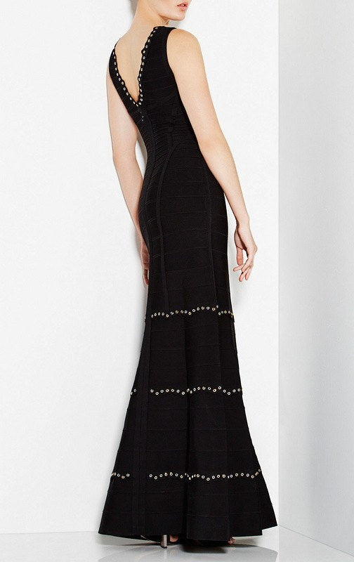 Bella Lace Up Bandage Gown for $2.38 at Posh Girl