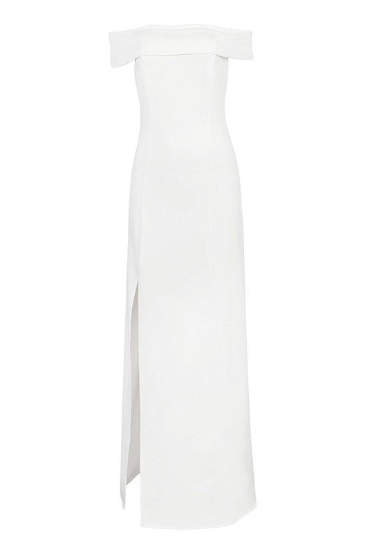 Brands,Dresses,New,Collections - Posh Girl Off Shoulder Bandage Gown