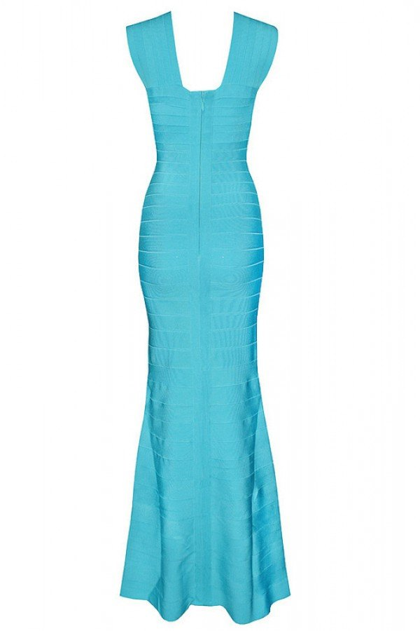 Brands,Dresses,New,Collections - Posh Girl Olivia Cut-Out Bandage Gown