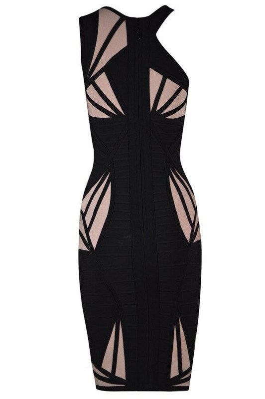 Brands,Dresses,New,Collections - Posh Girl Sexy Glam Bandage Dress