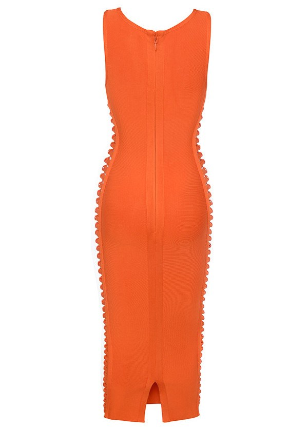 Brands,Dresses,New,Collections - Posh Girl Sideways Cut-Out  Bandage Dress