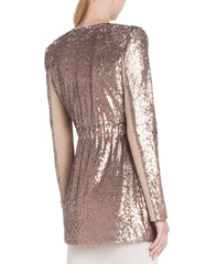 Haden Sequin Jacket Pale Pink for $2.58 at Posh Girl