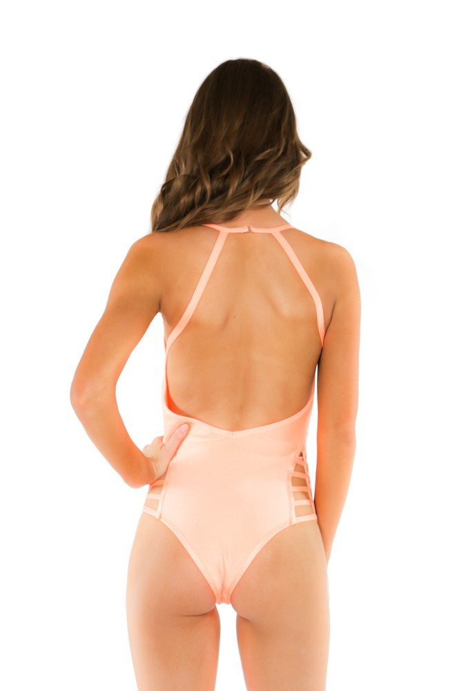 Riley Cut-Out Bandage swimsuit for $0.73 at Posh Girl