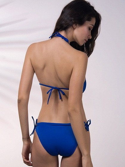 Tango Babe Lace Up Swimsuit for $0.88 at Posh Girl