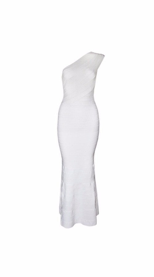 Posh Girl Janessa One Shoulder Bandage Gown for $2.28 at Posh Girl