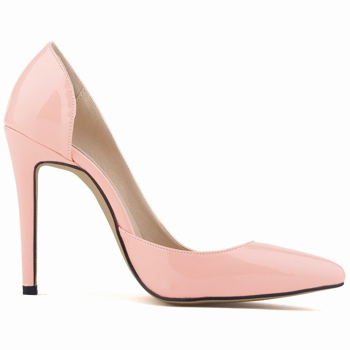 Brands,Shoes,Collections - Posh Girl Vegan Leather D'orsay Stillito Pumps