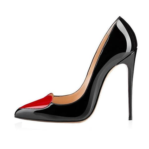 Brands,Shoes,New - Posh Girl I Heart You Patent Leather Stiletto Pumps