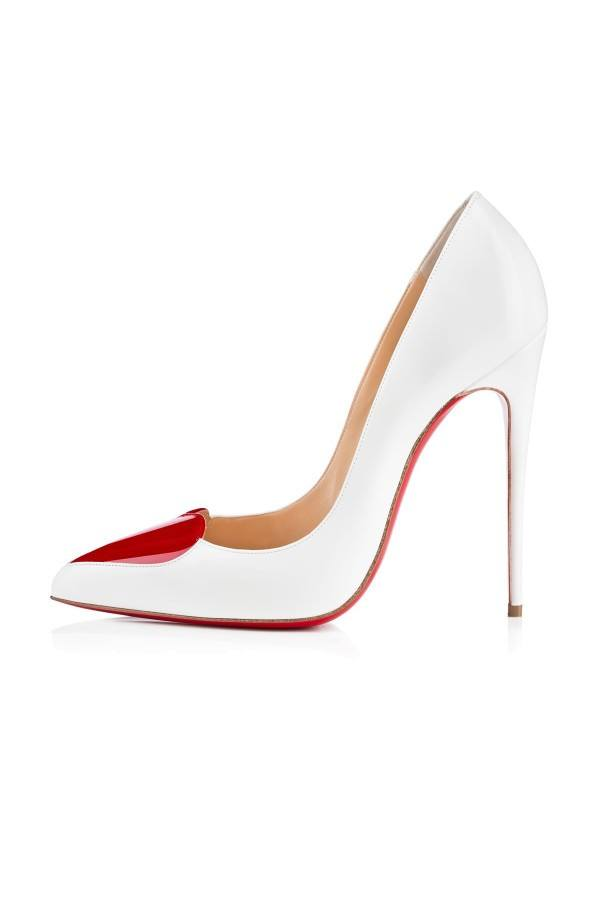 I Heart You Patent Leather Stiletto Pumps for $1.58 at Posh Girl