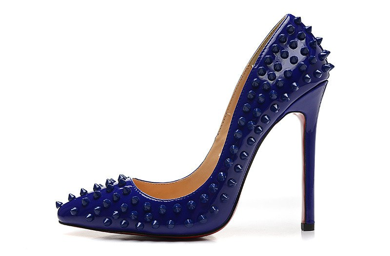 Brands,Shoes - Posh Girl Studded Stiletto Pumps