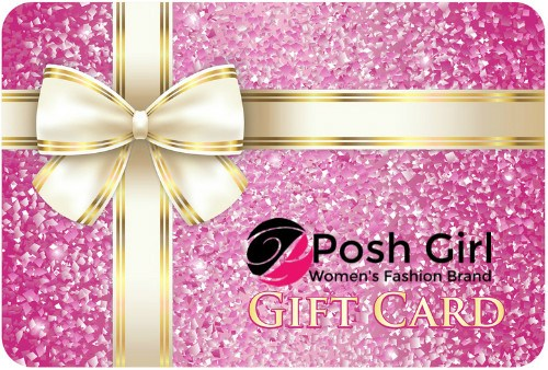 Gift Card for $0.25 at Posh Girl