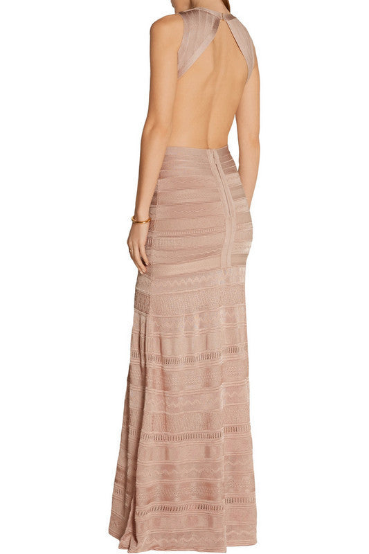 Blush Cutout Side Bandage Gown for $2.38 at Posh Girl