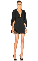 Black Cape Bandage Mini Dress for $1.88 at Posh Girl