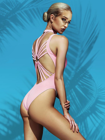No Strings Attached Bandage Swimsuit for $0.88 at Posh Girl