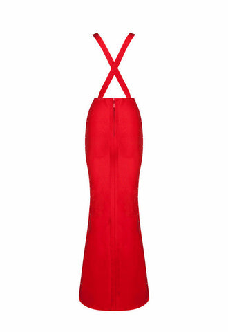 The Show Stopper Bandage Gown for $2.08 at Posh Girl