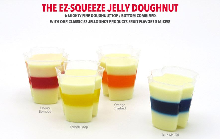 how to make jello shots with gelatin sheets
