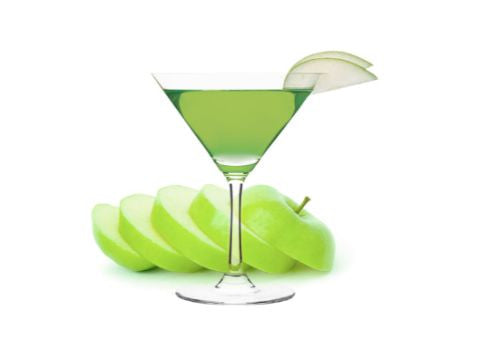Appletini EZ-Gelatin Shot Mix