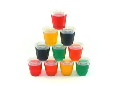 EZ-Squeeze™ Jello Shot Cups
