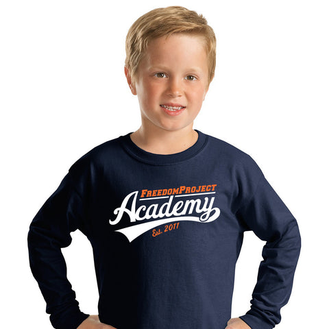 Gildan® - Youth Ultra Cotton® Long Sleeve T-Shirt
