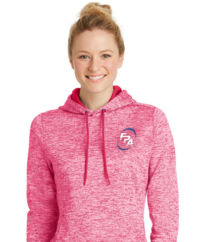 Sport-Tek® Ladies Hooded Pullover