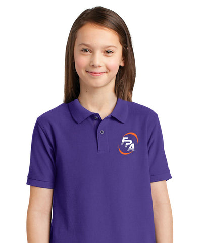 Port Authority® Youth Polo
