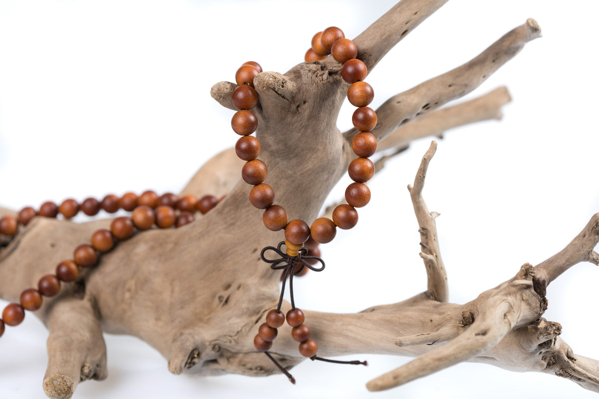 108 Antioxidant Mala with African Sandalwood