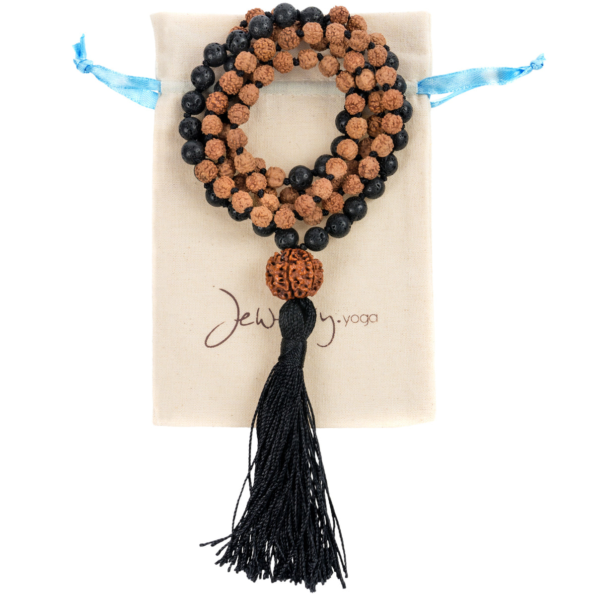 Rudraksha Necklace 108 Mala
