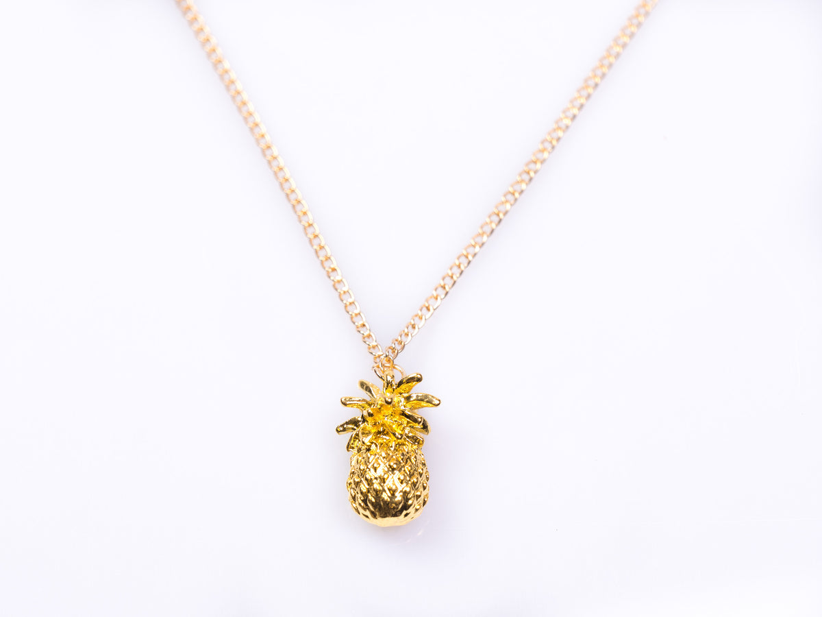 jewelry with pineapple