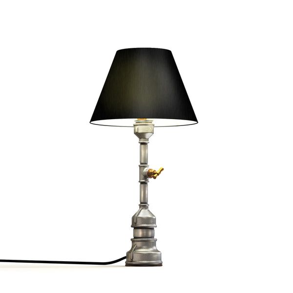 Table pipe lamps