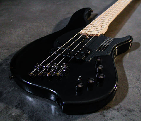 DINGWALL GUITARS NG2 NOLLY SIGNATURE 4 STRING 'Metallic Black'
