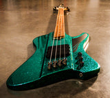 "Dingwall Guitars D-Roc Standard ""Aqua Marine Metal Flake"""