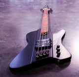 Dingwall guitars D-Roc 'Metallic black Matte'