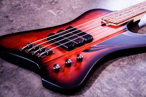 Dingwall Guitars D-Roc 'Vintage Burst'