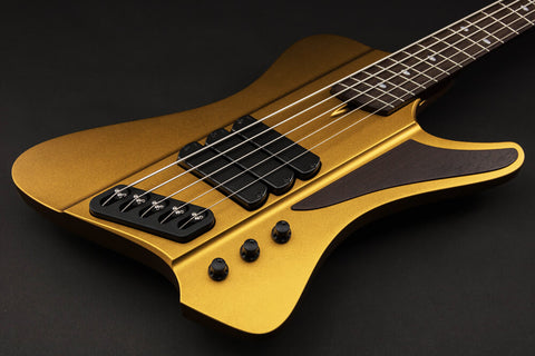 Dingwall Guitars D Roc Custom 5 'Ari Gold'