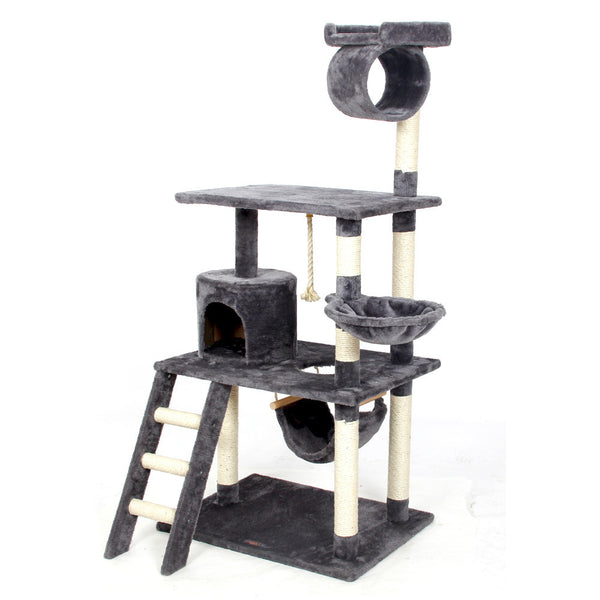 Multi-Level Cat Scratcher and Climber - Apparel for Pets - 4