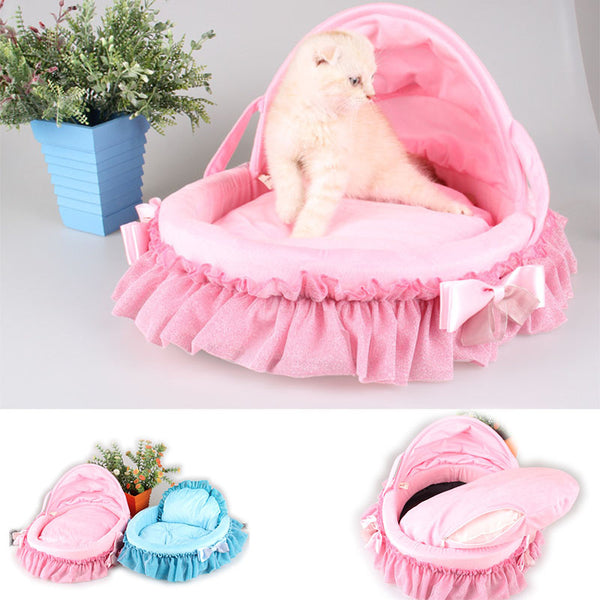 Princess Pet Bed