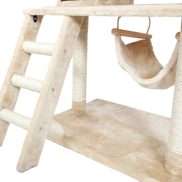 Multi-Level Cat Scratcher and Climber - Apparel for Pets