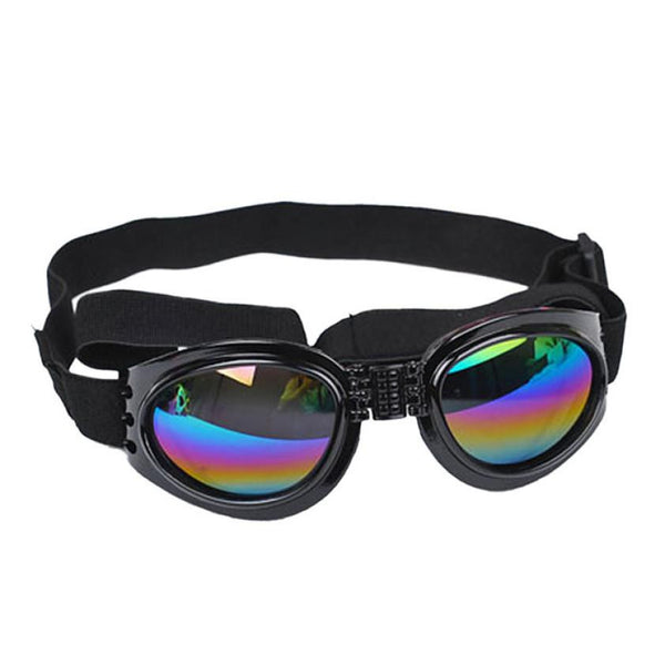 Multi-Color Adjustable Pet Sunglasses - Apparel for Pets