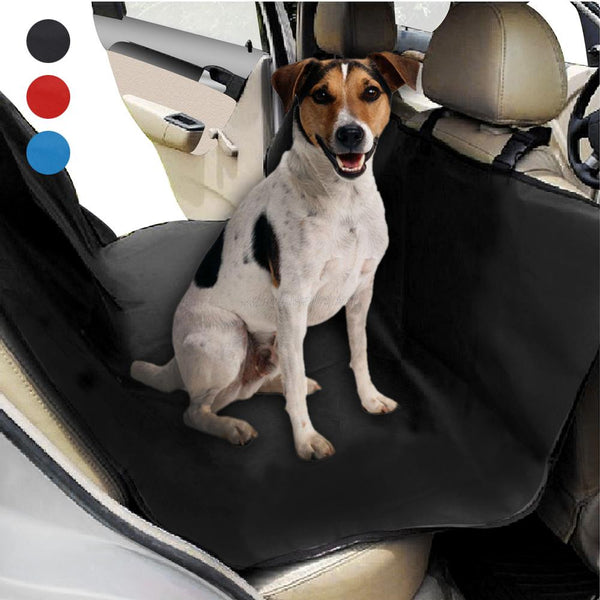 Waterproof Hammock Style Dog Car Cover - Apparel for Pets