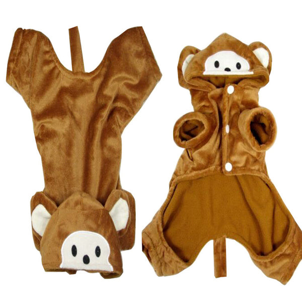 Monkey Costume - Apparel for Pets