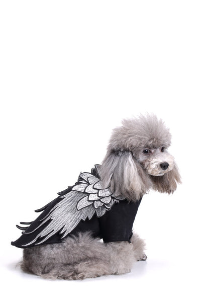 Dog Angel Wing Costume