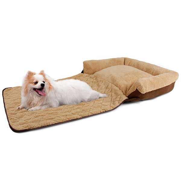 3 Way Comfy Sofa - Dog Beds - Apparel for Pets