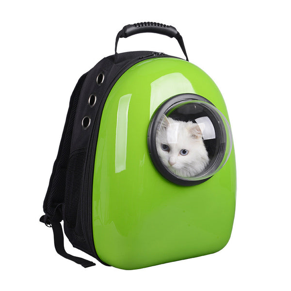 Space Capsule Backpack Pet Carrier - Apparel for Pets