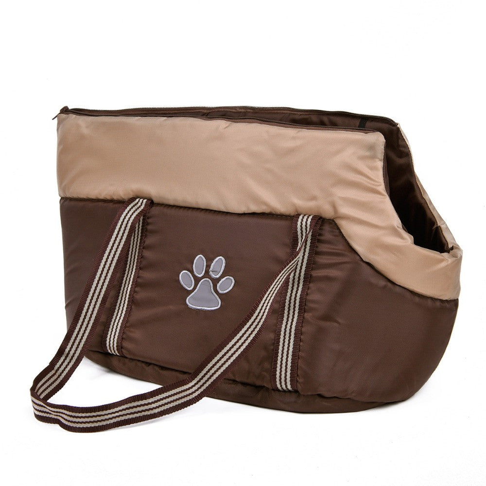 Cushioned Shoulder Dog Carrier - Apparel for Pets