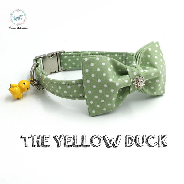 The Yellow Duck - Dog Collars - Apparel for Pets - 1